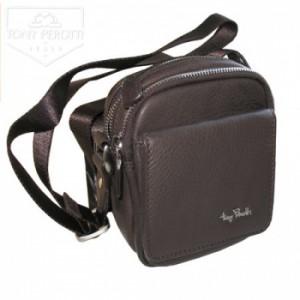 055d0f24b65d Tony Perotti 560059 Кожаная сумка-планшет